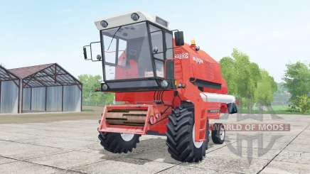 Bizon Rekord 5058 для Farming Simulator 2017