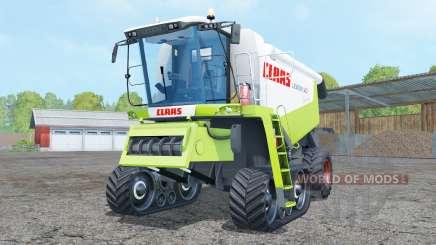 Claas Lexion 560 TerraTrac для Farming Simulator 2015