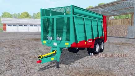 Farmtᶒch Fortis 2000 для Farming Simulator 2015