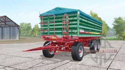 Metaltecɧ DB 21 для Farming Simulator 2017