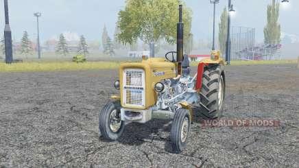 Ursus C-360 front loader для Farming Simulator 2013