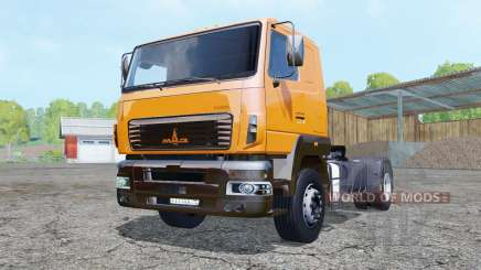 МАЗ-5440 для Farming Simulator 2015