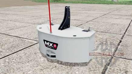 MX Multimass 1200 для Farming Simulator 2017