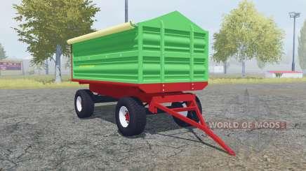 Strautmann SZK 1402 для Farming Simulator 2013