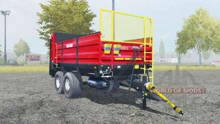 Metal-Facⱨ N267-1 для Farming Simulator 2013