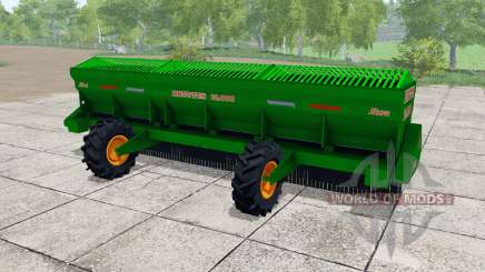 Stara Bruttus 12000 для Farming Simulator 2017