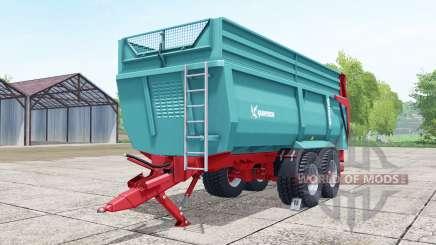 Farmtecħ Durus 2000 для Farming Simulator 2017