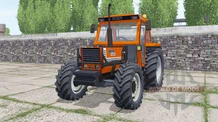 Fiat 1180 DT loader mounting для Farming Simulator 2017
