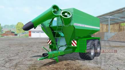 Gustroweᶉ GTU 30 для Farming Simulator 2015