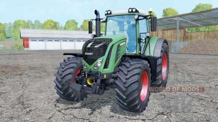 Fendt 927 Vario double wheels для Farming Simulator 2015