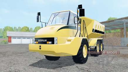 Caterpillar 725 для Farming Simulator 2015