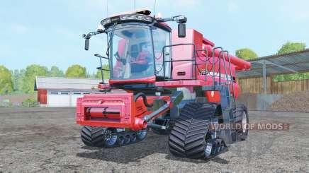 Case IH Axial-Flow 9230 wide tracks для Farming Simulator 2015