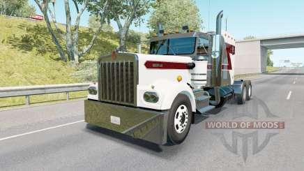 Kenworth Ⱳ900A 1974 для American Truck Simulator