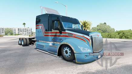 Peterbilt 579 для American Truck Simulator