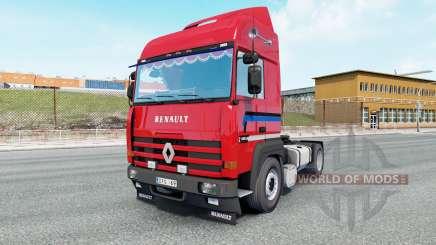 Renault R 340ti Major 1990 для Euro Truck Simulator 2