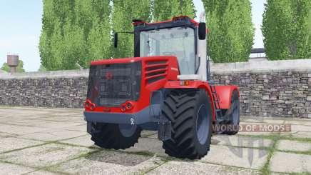 Қировец К-744Р4 для Farming Simulator 2017