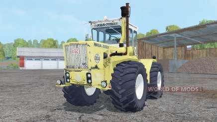 Raba-Steiger 250 animated doors для Farming Simulator 2015