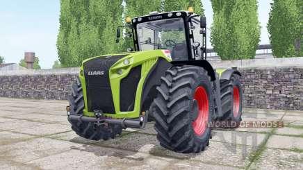 Claas Xerion 4500 Traƈ VC для Farming Simulator 2017