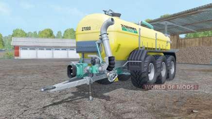 Zunhaᶆᶆer SK 27000 TR для Farming Simulator 2015