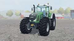 Fendt 936 Vario ocean green для Farming Simulator 2013