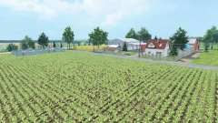 Green Valley для Farming Simulator 2015