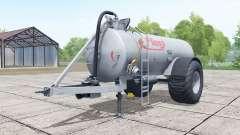 Fliegl VFW 10600 aluminium для Farming Simulator 2017