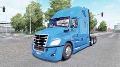 Freightliner Cascadia Raised Roof 2016 для Euro Truck Simulator 2