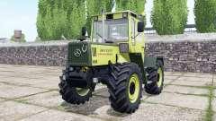 Mercedes-Benz Trac 1000 intercooler для Farming Simulator 2017