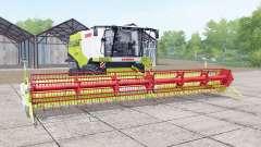 Claas Lexion 770 configurations wheels для Farming Simulator 2017