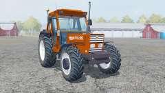 New Holland 110-90 blaze orange для Farming Simulator 2013
