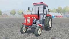 Ursus C-4011 carmine pink для Farming Simulator 2013