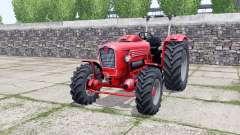 Guldner G 75A front loader для Farming Simulator 2017