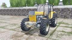 Ursus 1204 naples yellow для Farming Simulator 2017