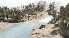 Долина 3 для MudRunner
