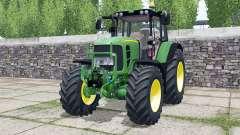 John Deere 7430 Premium more configurations для Farming Simulator 2017