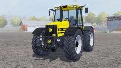 JCB Fastrac 2150 pure yellow для Farming Simulator 2013