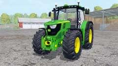 John Deere 6170Ɍ FL для Farming Simulator 2015
