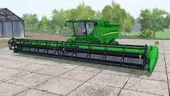 John Deere S690i islamic green для Farming Simulator 2017