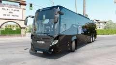 Scania Touring K410 для American Truck Simulator