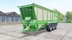 Krone TX 560 D lime greeᶇ для Farming Simulator 2017