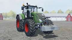 Fendt 828 Vario with weight для Farming Simulator 2013
