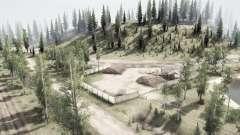 The Forest 2 для MudRunner