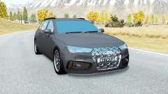Audi RS 6 Avant (C7) для BeamNG Drive
