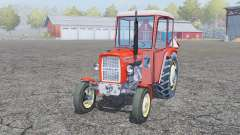 Ursus C-330 vivid red для Farming Simulator 2013
