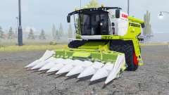 Claas Lexion 780 dual front wheels для Farming Simulator 2013