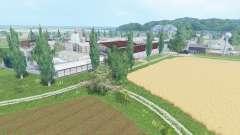 Agro Farma русская версия для Farming Simulator 2015