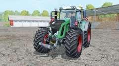 Fendt 936 Vario SCR added wheels для Farming Simulator 2015