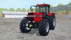 Case IH 1455 XL vivid red для Farming Simulator 2015