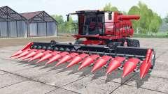 Case IH Axial-Flow 9240 crawler modules для Farming Simulator 2017