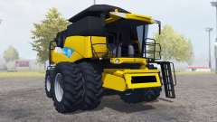 New Holland CR9090 yellow для Farming Simulator 2013